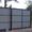Раздвижные вьездные ворота с любой зашивкой. Рассрочка до 24 мес. #1637191