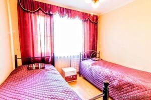 3-комнатная квартира в Речице от 7 рублей за 1 человека за 1 сутки. - Изображение #1, Объявление #1557651