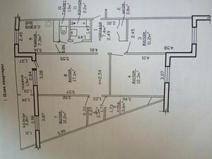 Сдаётся уникальная 4-х комнатная квартира в лучшем доме Речицы. +375445705251 - Изображение #10, Объявление #1675913