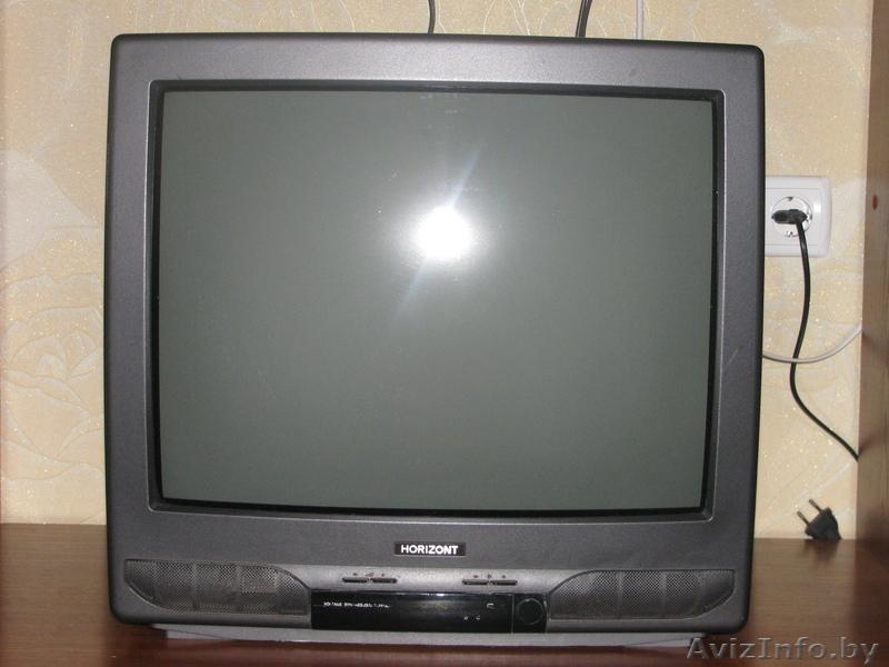 телевизор горизонт б/у в