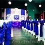 Украшение зала свадьба декор