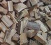 Покупаем колотые дрова из граба и дуба